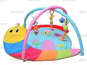 Детский коврик с погремушками в сумке, 898-36B