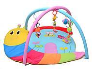 Детский коврик с погремушками в сумке, 898-36B, фото