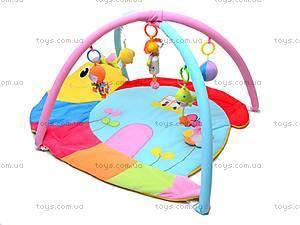 Детский коврик с погремушками в сумке, 898-36B, цена