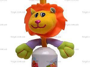 Детский коврик «Собака» с погремушками, 898-32B, купить