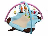 Детский коврик «Собака» с погремушками, 898-32B, отзывы