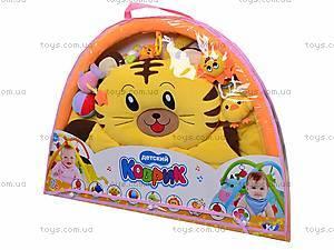 Детский коврик «Тигр», 898-33B, цена