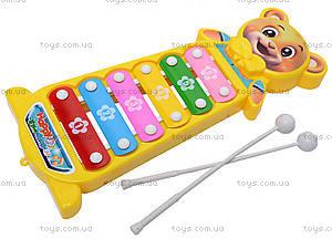 Детский ксилофон, 209A-1A