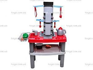 Детский кухонный гарнитур, 663C, toys.com.ua