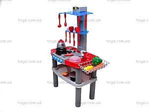 Детский кухонный гарнитур, 663C, toys