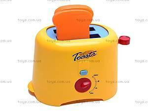 Детский кухонный набор с тостером, 08039, цена