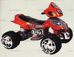 Детский квадроцикл, красный, ZP5118(VC118)