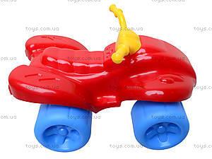 Детский квадроцикл «Максик», 2292, детские игрушки