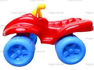 Детский квадроцикл «Максик», 2292, магазин игрушек