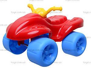 Детский квадроцикл «Максик», 2292, toys.com.ua