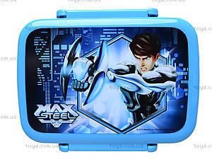 Детский ланчбокс Max Steel, , фото