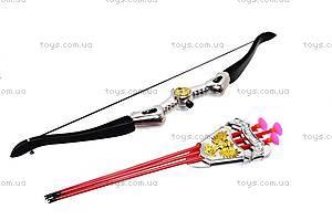 Детский лук со стрелами, 6656A, купить