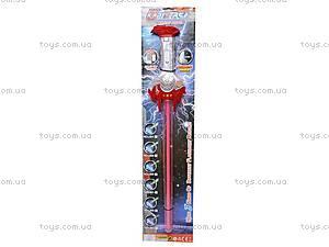 Детский меч, музыкальный, L903-5, фото