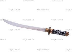 Детский меч-сабля, 3901A, купить