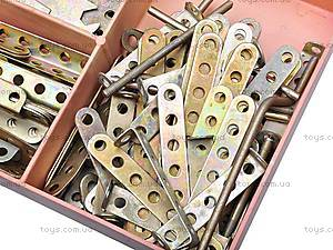Детский металлический конструктор, №5, фото