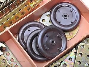 Детский металлический конструктор, №5, отзывы