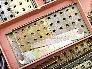 Детский металлический конструктор, №5, игрушки