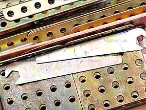 Детский металлический конструктор, №5, детские игрушки