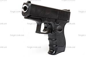 Детский металлический пистолет, J31, фото