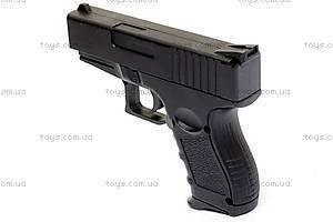 Детский металлический пистолет, J31, игрушки