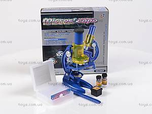 Детский микроскоп, с аксессуарами, C2107, купить