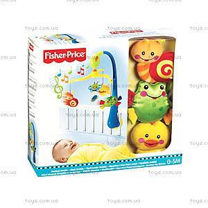 Детский мобиль на кроватку «Первые друзья», M5606, купить