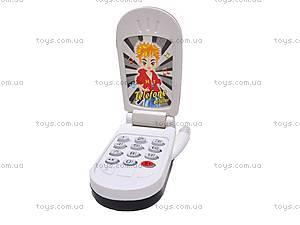 Детский мобильный телефон «Раскладушка», 1103B-H, купить
