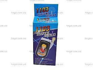 Детский мобильный телефон «Раскладушка», 1103B-H, отзывы