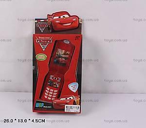 Детский мобильный телефон «Тачки», SB352A