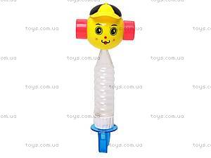 Детский молоток, со свистком, 7788A-1, фото