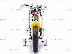 Детский мотоцикл инерционный, 8088A, купить