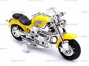 Детский мотоцикл инерционный, 8088A