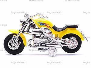 Детский мотоцикл инерционный, 8088A, игрушки