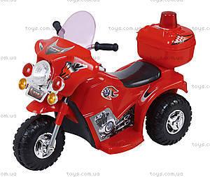 Детский мотоцикл с электродвигателем, M-011