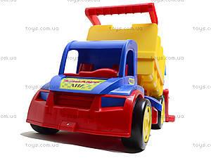 Детский мусоровоз «Гигант», 67000, купить