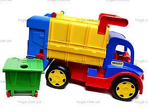 Детский мусоровоз «Гигант», 67000, отзывы