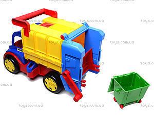Детский мусоровоз «Гигант», 67000, цена