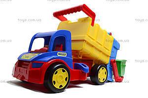 Детский мусоровоз «Гигант», 67000, игрушки