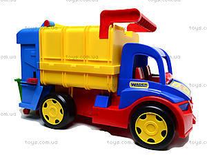 Детский мусоровоз «Гигант», 67000, детские игрушки