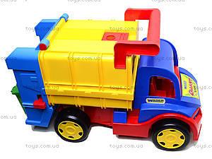 Детский мусоровоз «Гигант», 67000, магазин игрушек