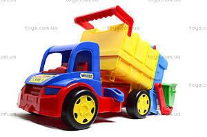 Детский мусоровоз «Гигант», 67000, toys.com.ua