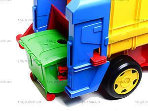 Детский мусоровоз «Гигант», 67000, toys