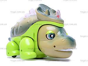Детский музыкальный динозаврик, 825-01(0911), купить