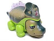 Детский музыкальный динозаврик, 825-01(0911), фото