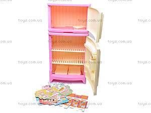 Детский двухкамерный холодильник, 808