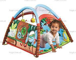 Детский музыкальный коврик «Лесной домик», 1203306830