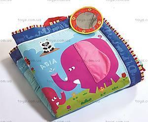 Детский музыкальный коврик «Мир открытий», 1203700030, цена