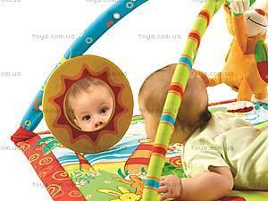 Детский музыкальный коврик «Обезьяний остров», 1201006830, купить