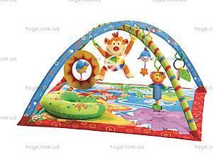 Детский музыкальный коврик «Обезьяний остров», 1201006830