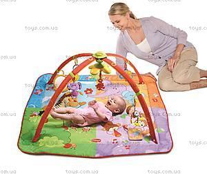 Детский музыкальный коврик «Разноцветное Сафари», 1201806830, фото